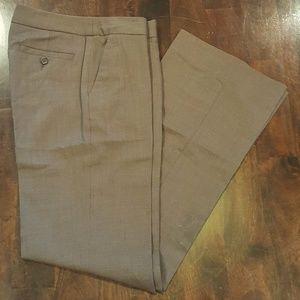 BR | Brown Wool Dress Pants